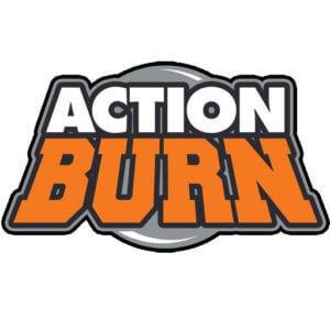 action burn